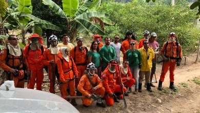 Photo of Chapada: Brigadistas dão continuidade ao combate a incêndio florestal na região de Jacobina