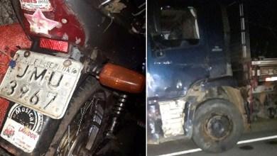 Photo of Chapada: Acidente envolvendo moto e caminhão deixa uma pessoa morta entre Livramento e Dom Basílio