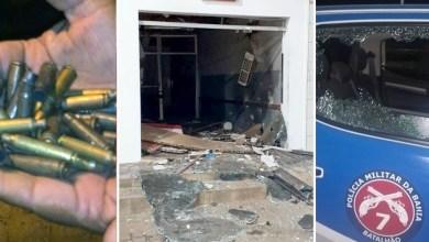 Photo of Chapada: Criminosos fortemente armados explodem agência do Bradesco em Mulungu do Morro