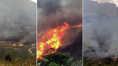 Photo of Chapada: Combate a incêndio florestal na Serra do Sincorá entre Ibicoara e Iramaia segue em fase de monitoramento