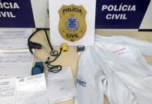 Photo of Chapada: Médica sem licença para atuar no país é presa pela polícia em Contendas do Sincorá