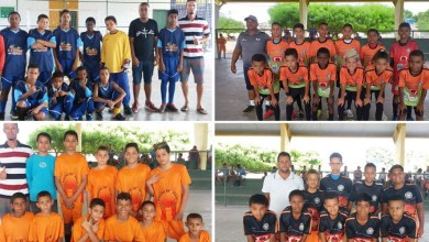 Photo of Chapada: Jovens do Centro de Formação de Utinga vencem torneio de futsal no município