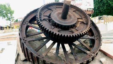 Photo of Chapada: Roda encontrada durante obras em Itaberaba ficará exposta em praça pública