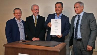 Photo of #Bahia: Governador Rui Costa assina contrato para construção da nova rodoviária de Salvador