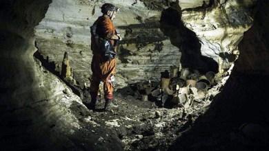 Photo of #Mundo: Caverna com pinturas rupestres coloridas de pessoas e animais é descoberta por acidente no Egito