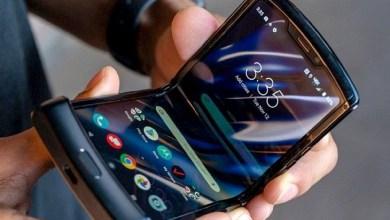 Photo of Samsung e Motorola devem lançar celulares com tela dobrável no Brasil; saiba mais