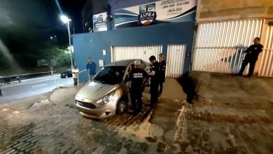 Photo of #Salvador: Polícia realiza reconstituição de ataque a carro de assessores de Prisco