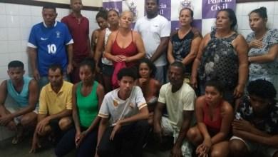 Photo of Chapada: Polícia divulga lista e foto dos presos na operação contra tráfico de drogas em Itaberaba