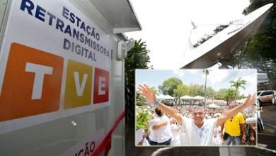 Photo of Chapada: Itaetê terá sinal digital da TVE; obras foram realizadas com emendas do deputado Valmir