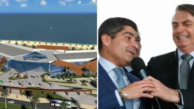 Photo of #Salvador: ACM Neto não vai convidar Bolsonaro para a inauguração do novo Centro de Convenções