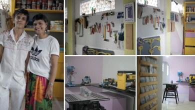Photo of #Bahia: Salvador ganha primeiro LAB exclusivo para mulheres com cursos de mecânica, marcenaria e manutenção residencial
