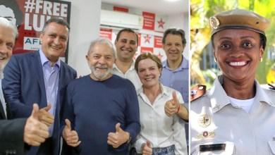 Photo of #Salvador: Major da PM deve concorrer pelo PT à prefeitura de Salvador; Rui e Wagner apresentam nome a Lula