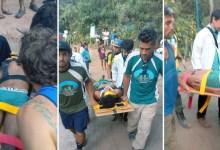 Photo of Chapada: Vítima de acidente de moto espera ambulância por três horas no Vale do Capão