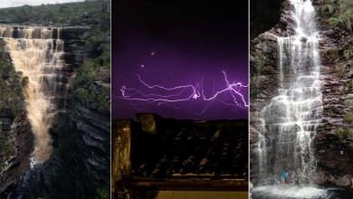 Photo of Chapada: Chuvas enchem rios e cachoeiras e deixam a região com visuais surpreendentes neste início de ano; confira fotos e vídeos