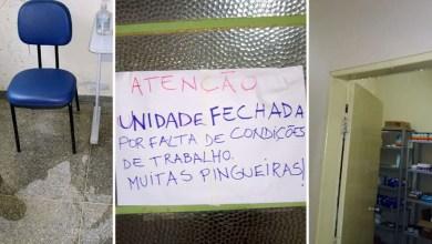Photo of Chapada: Posto de saúde do Vale do Capão é alagado por água das chuvas e moradores cobram solução