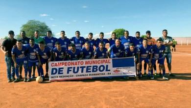 Photo of Chapada: Campeonato de Futebol de Nova Redenção já tem seu primeiro semifinalista classificado
