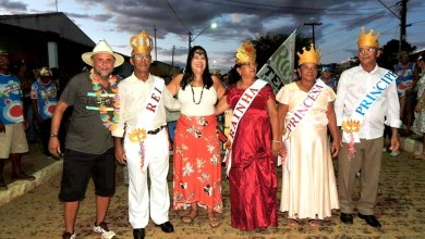 Photo of Chapada: 'Carnaval do Idoso' reúne foliões em Nova Redenção para mais um evento tradicional no município