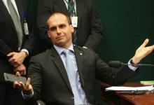 Photo of #Vídeo: Eduardo Bolsonaro pergunta se povo choraria caso bomba atingisse Congresso