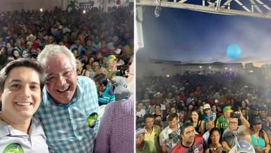 Photo of Marcelinho Veiga cumpre agenda no interior e declara apoio a pré-candidato em Ribeira do Pombal