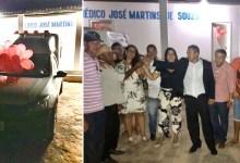 Photo of Chapada: Prefeitura de Nova Redenção entrega reforma de posto de saúde e ambulância para casos complexos