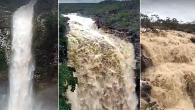 Photo of Chapada: Chuva volta a cair na região e Parque Municipal de Ibicoara é fechado; veja vídeos e confira a previsão