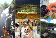 Photo of Chapada: Municípios da região ficaram lotados no carnaval; visitantes buscaram sossego e festas tradicionais
