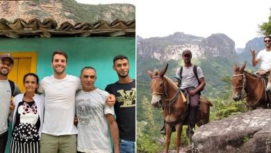 Photo of Chapada: Marido de Ivete Sangalo, Daniel Cady volta a visitar o Vale do Pati para fazer gravações