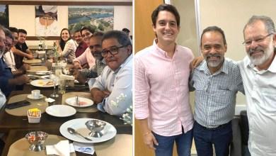 Photo of Chapada: Prefeito de Utinga pleiteia verba para calçamento durante encontro com deputados em Salvador