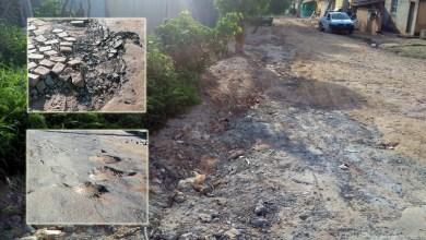 Photo of Chapada: Falta de pavimentação de vias em Seabra é alvo de reclamação de moradores
