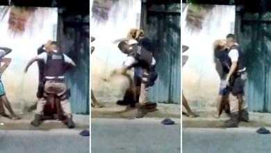 Photo of #Bahia: Garoto que fez vídeo de PM agredindo adolescente em Salvador é incluído em programa de proteção