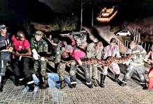 Photo of #Bahia: Bombeiros resgatam sucuri de sete metros em Porto Seguro; fotos são impressionantes