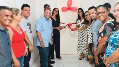 Photo of Chapada: Prefeitura de Nova Redenção entrega obra de ampliação de Unidade de Saúde da Família
