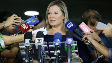 Photo of #Brasil: Deputada desafeto de Bolsonaro, Joice Hasselmann assume liderança do PSL na Câmara Federal