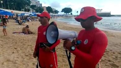 Photo of #Salvador: Corpo de Bombeiros é deslocado para coibir população nas praias da capital