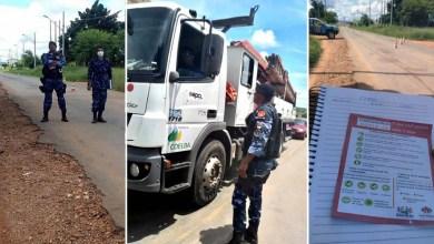 Photo of Chapada: Nova Redenção fiscaliza ruas e estradas como forma de prevenção ao Covid-19 e limita acesso ao município