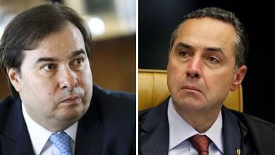 Photo of #Brasil: Não é momento de debater suspensão de eleição, dizem Maia e Barroso
