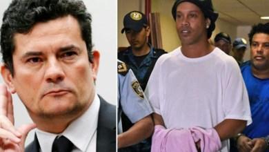 Photo of #Polêmica: Ministro paraguaio diz que Sergio Moro queria a libertação de Ronaldinho Gaúcho