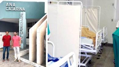 Photo of Chapada: Prefeito de Itaberaba avalia criar 30 novos leitos de retaguarda para tratamento de pacientes infectados