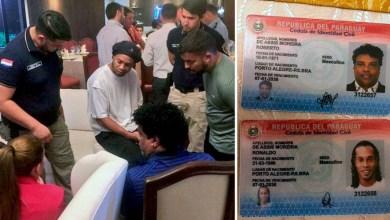 Photo of #Polêmica: Ronaldinho Gaúcho e o irmão têm pedido de prisão domiciliar negado pela Justiça do Paraguai