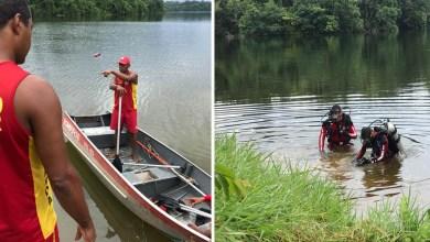 Photo of #Bahia: Bombeiros localizam corpo de caminhoneiro que morreu afogado no Rio São Francisco