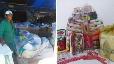 Photo of #Bahia: Catadores de recicláveis vão receber cestas básicas durante três meses em municípios baianos