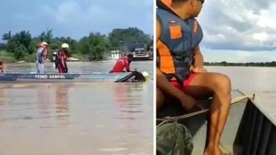 Photo of #Bahia: Corpo de caminhoneiro desaparecido após veículo de carga cair no Rio São Francisco é localizado por populares