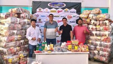 Photo of Chapada: Empresário doa cestas básicas para trabalhadores de limpeza urbana em Itaberaba