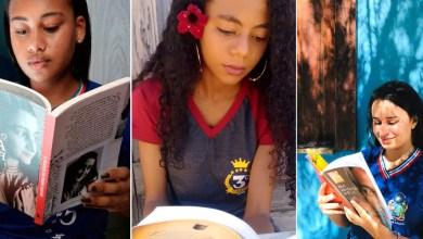 Photo of #Chapada: Hábito da leitura é estimulado por estudantes de Rio de Contas via aplicativo de videoconferência on-line