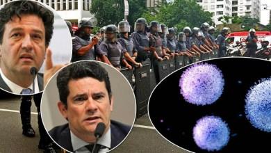 Photo of #Polêmica: Moro e Mandetta decidem que quem descumprir quarentena pode ser preso; mas bolsonaristas convocam protesto