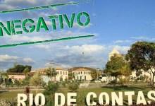 Photo of #Chapada: Rio de Contas tem resultado descartado e um novo caso suspeito de Covid-19