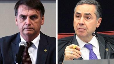 Photo of #Vídeo: Bolsonaro se amedronta com a instauração da CPI da Covid e critica duramente o ministro do STF Luís Roberto Barroso