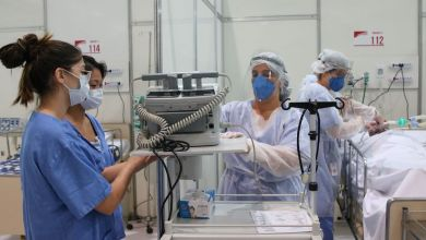 Photo of #Brasil: Apenas um terço dos profissionais de saúde foi testado para covid-19 no país