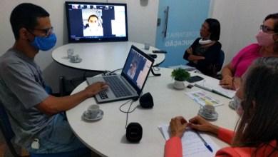 Photo of #Itaberaba: Ricardo Mascarenhas debate com servidores de Educação estratégias para o setor durante reunião virtual