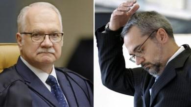 Photo of #Brasil: Ministro do STF Edson Fachin pede parecer da PGR sobre habeas corpus para Abraham Weintraub
